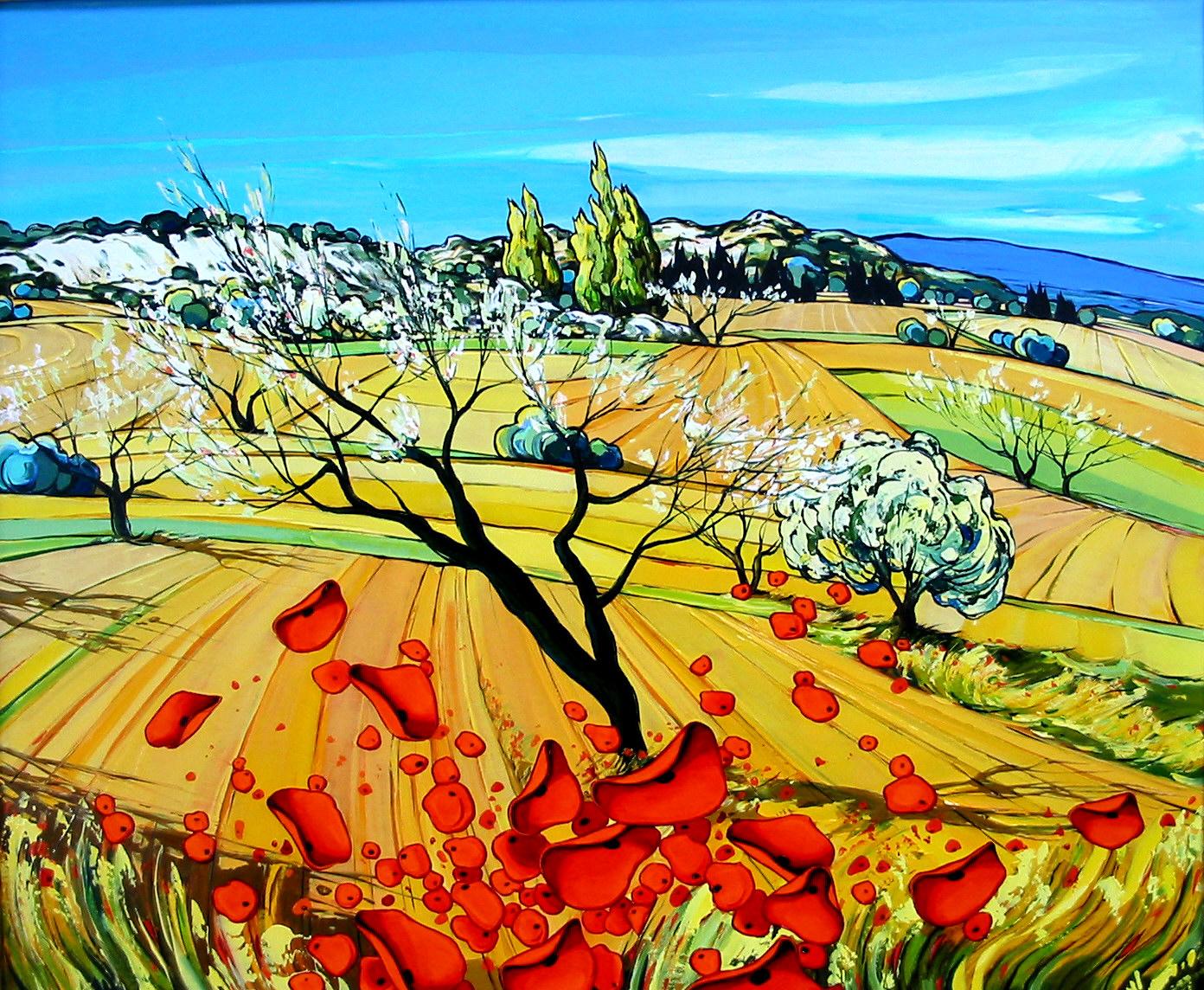 2002-4 Saisons- Printemps-15F--Gorge V