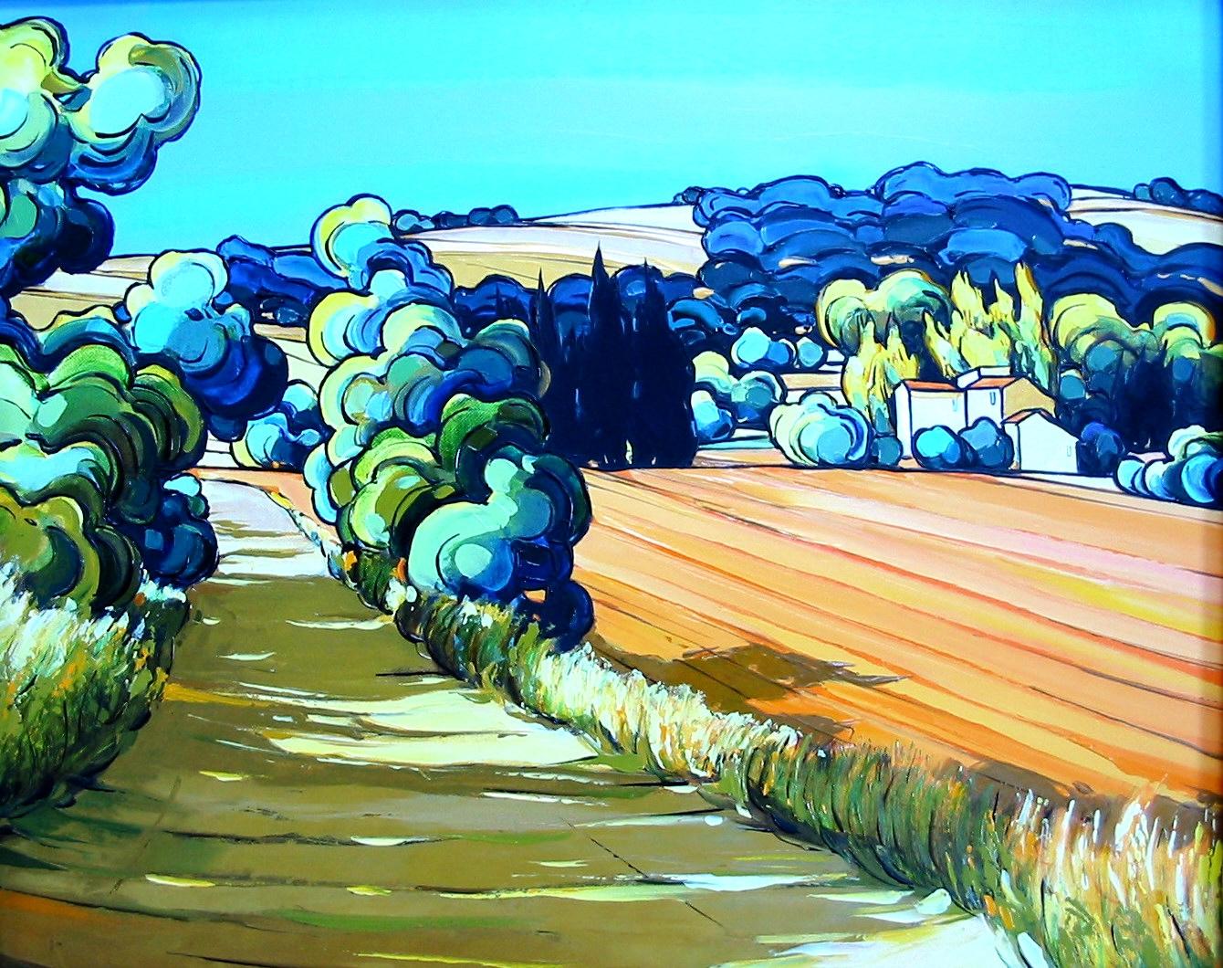 2002-Paysage-6F-Gorge V