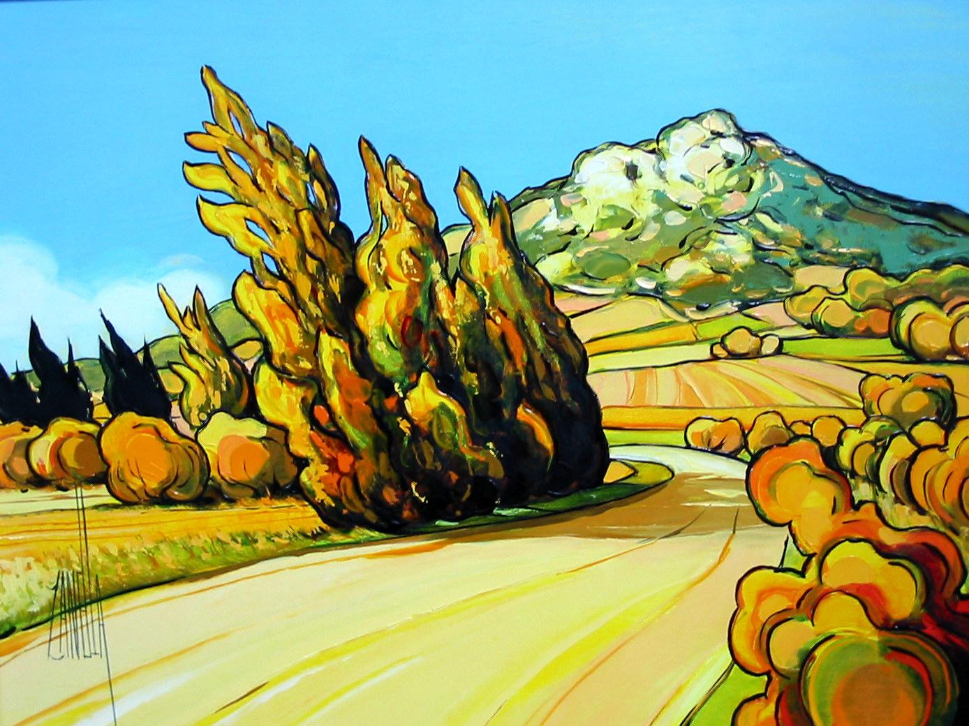 2003-Au pied de la montagne-5F