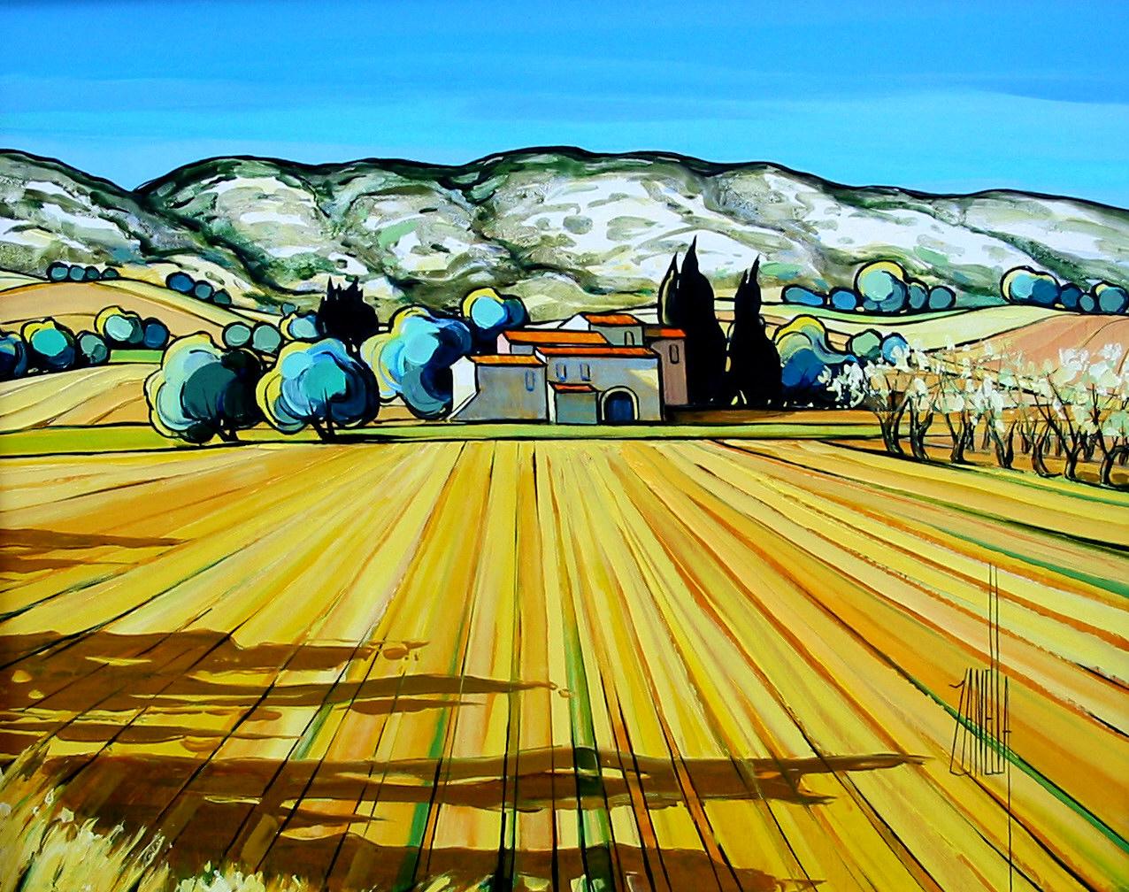 2003-Dans le Lubéron-6F