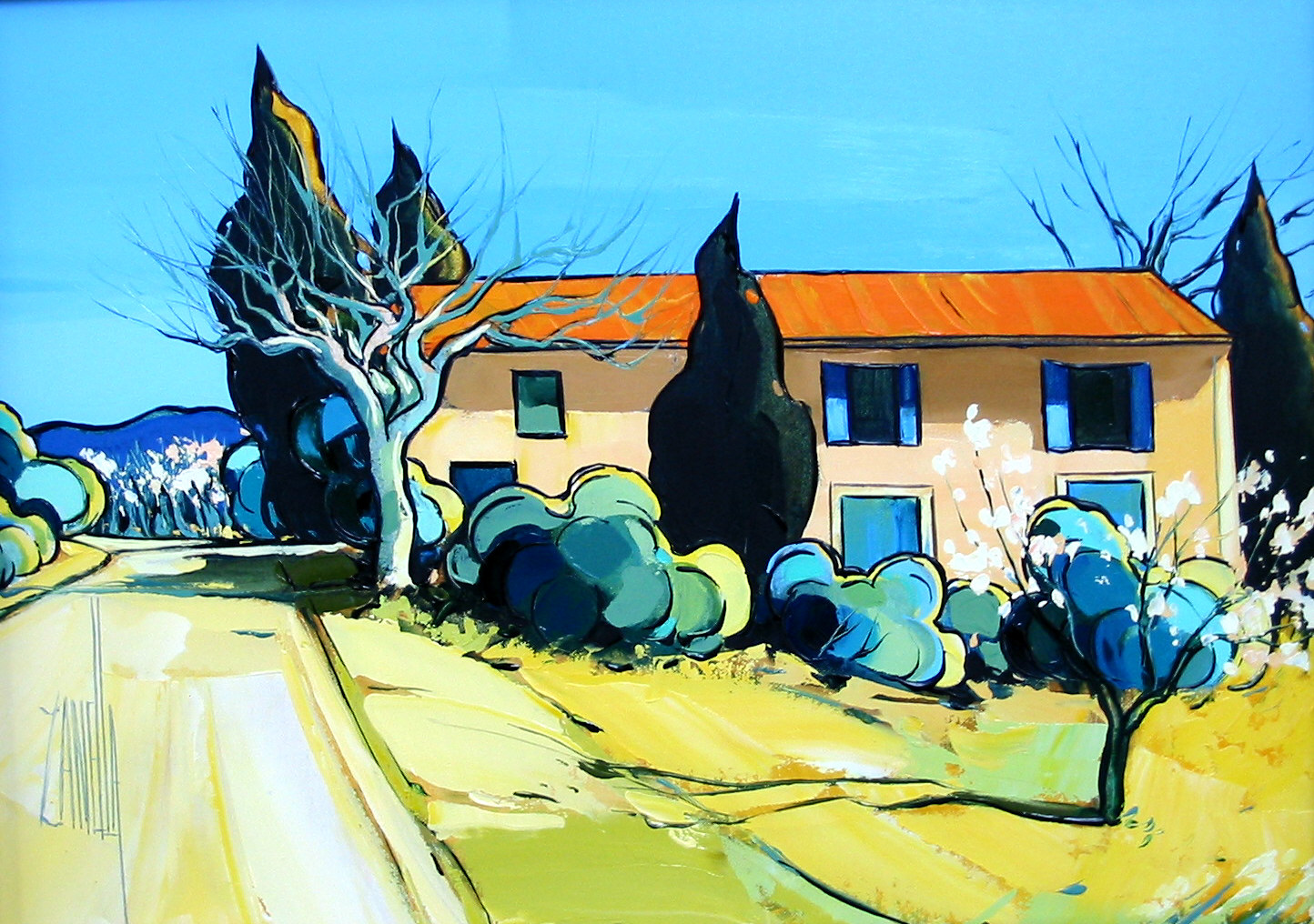 2003-Ferme en Provence-4F