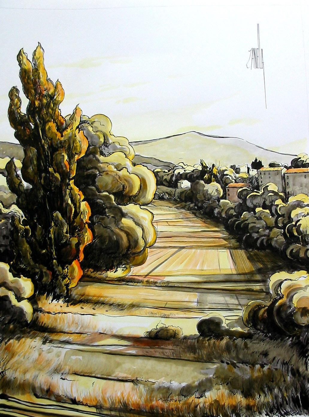 2003-Vaison, la Vallée de l'Ouvèze-12P