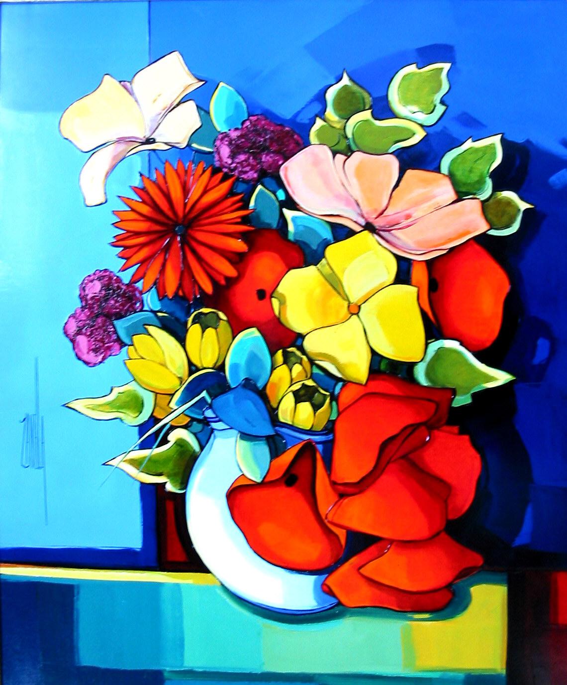 2003-le bouquet aux croqus-15F