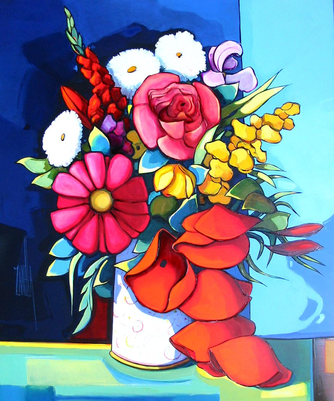 2003-le bouquet aux roses-15F