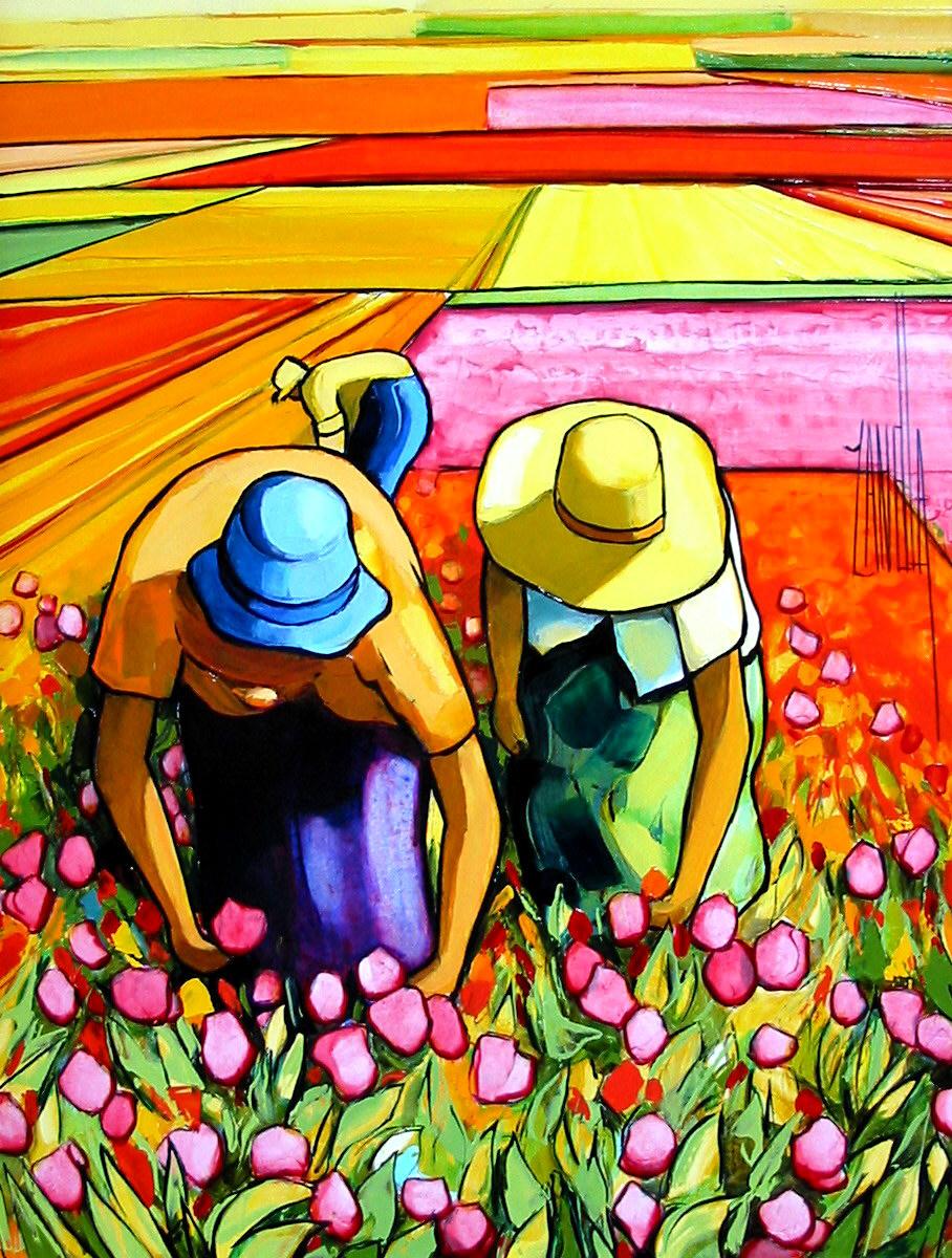 2004-Causans les coupeurs de tulipes-5F