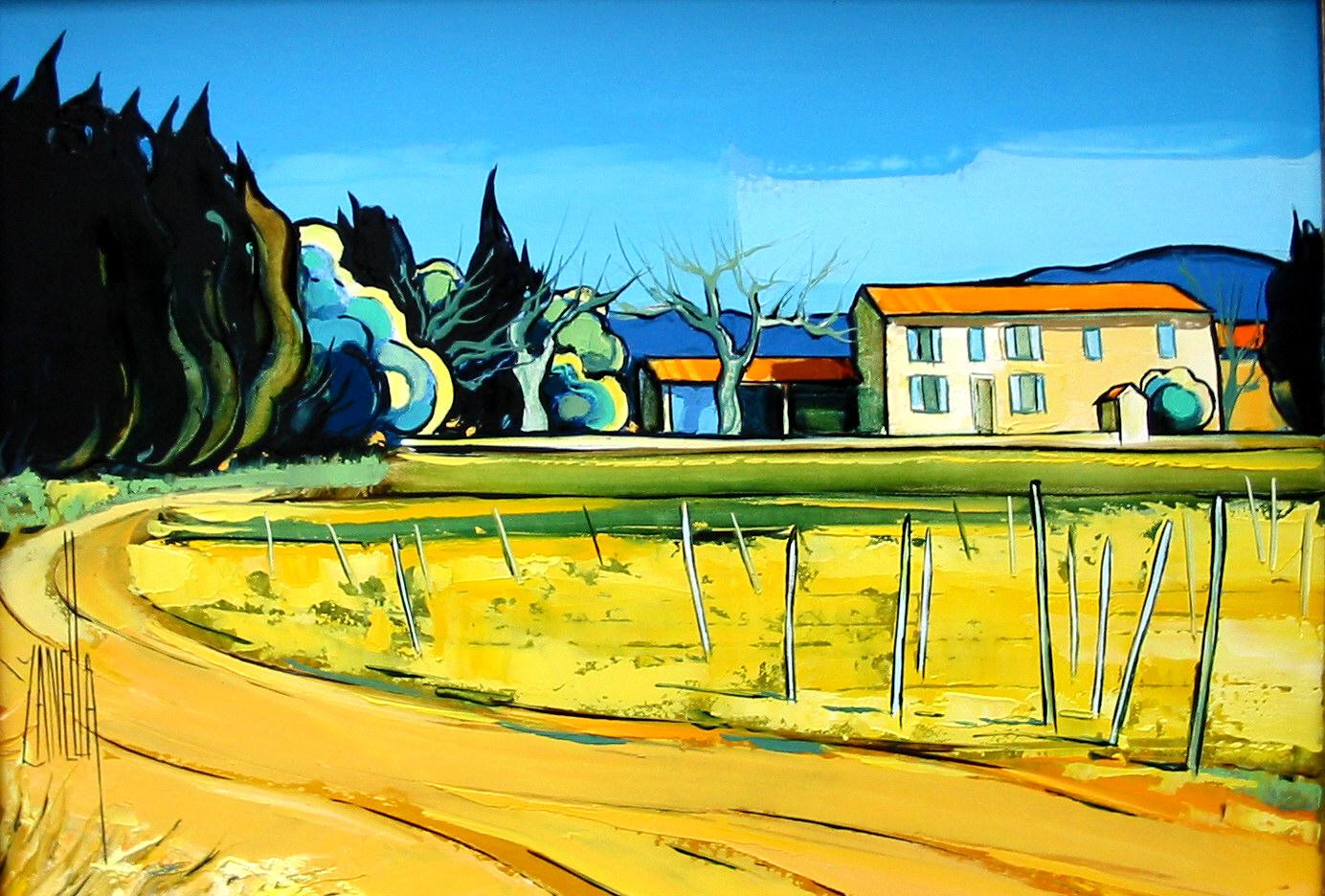 2004-Ferme à Carpentras-5F