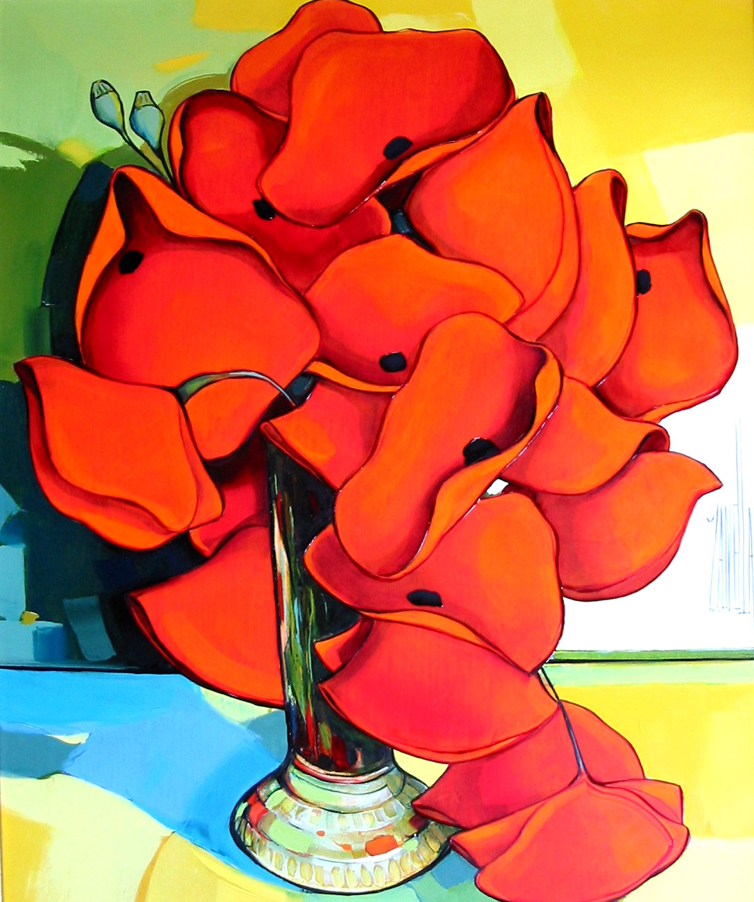 2004-Le vase aux coquelicots-8F