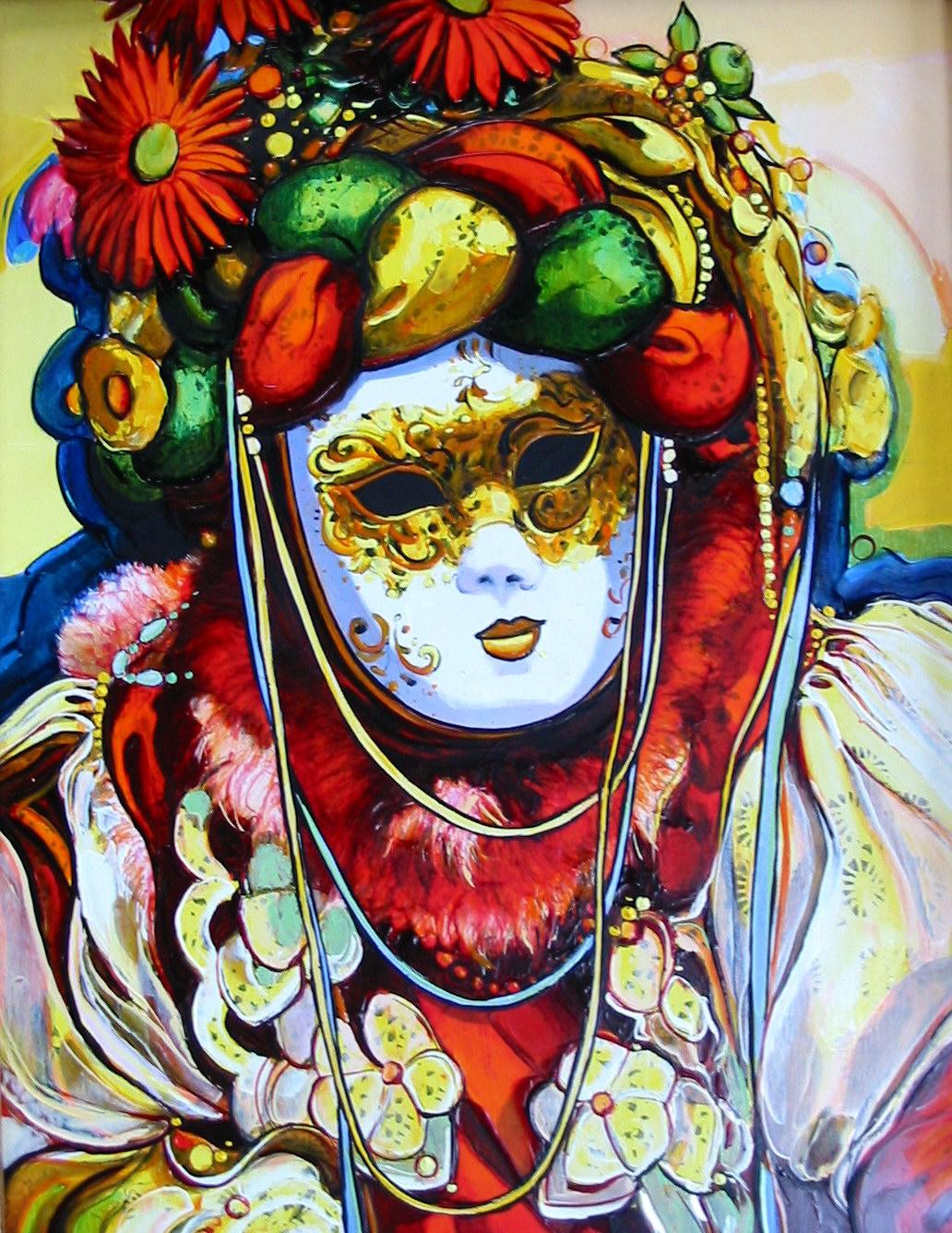 2004-le masque aux fleurs-5F