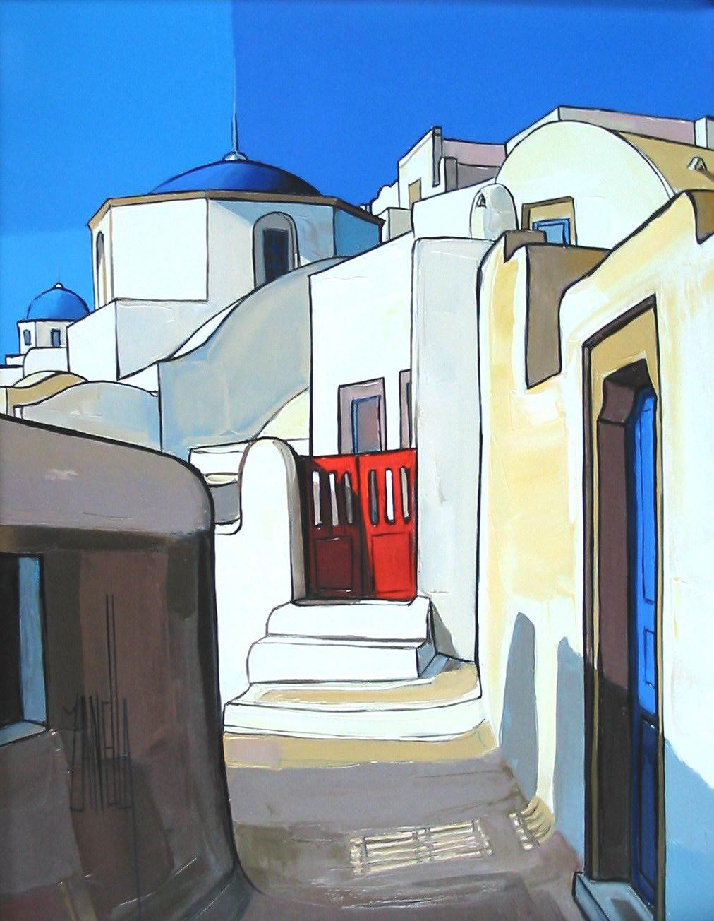 2005-EMBORIO le portail rouge (Santorin)-5F