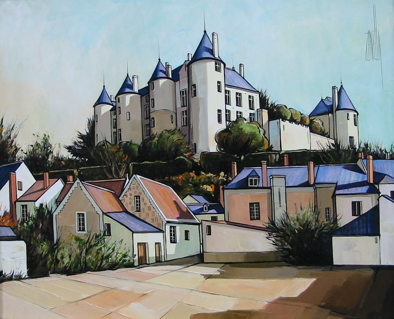 2007-Le Château de Luynes-12F