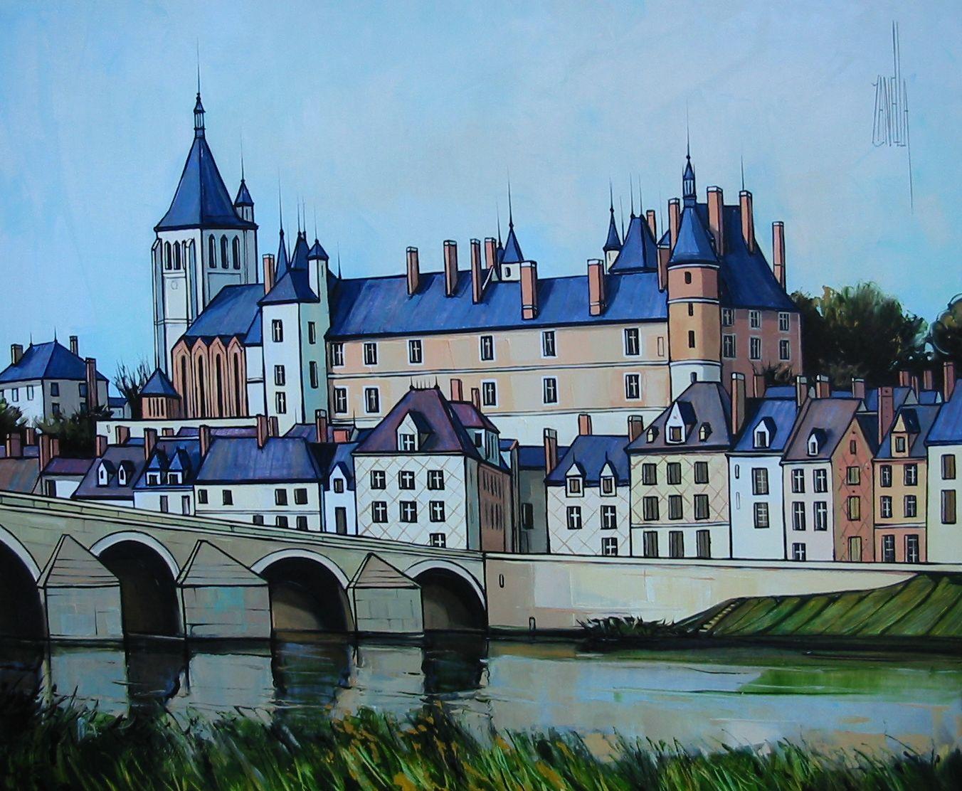 2007-Le château de Gien-15 F