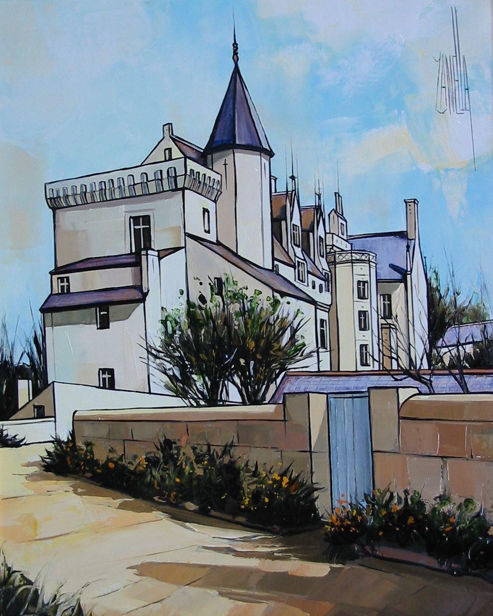 2007-Le château de Monsoreau-6F