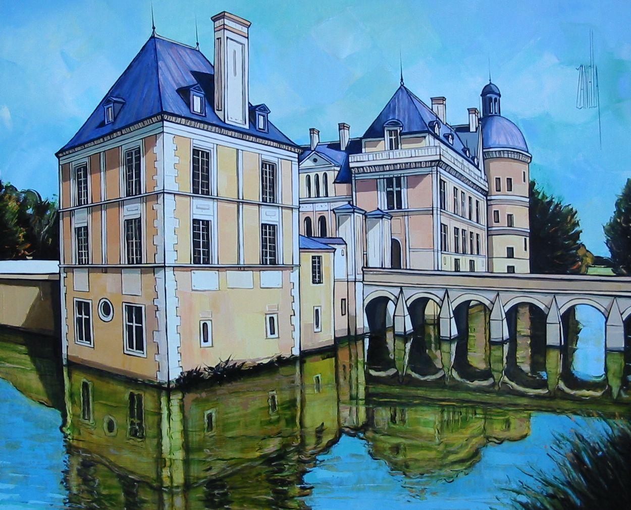 2007-Le château de Serrant-20F