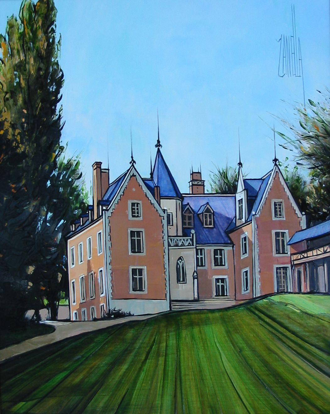 2007-Le château du Clos Lucé-6F