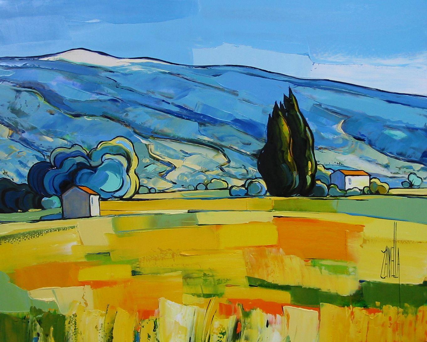 2008-Au pied du Mont Ventoux-6F