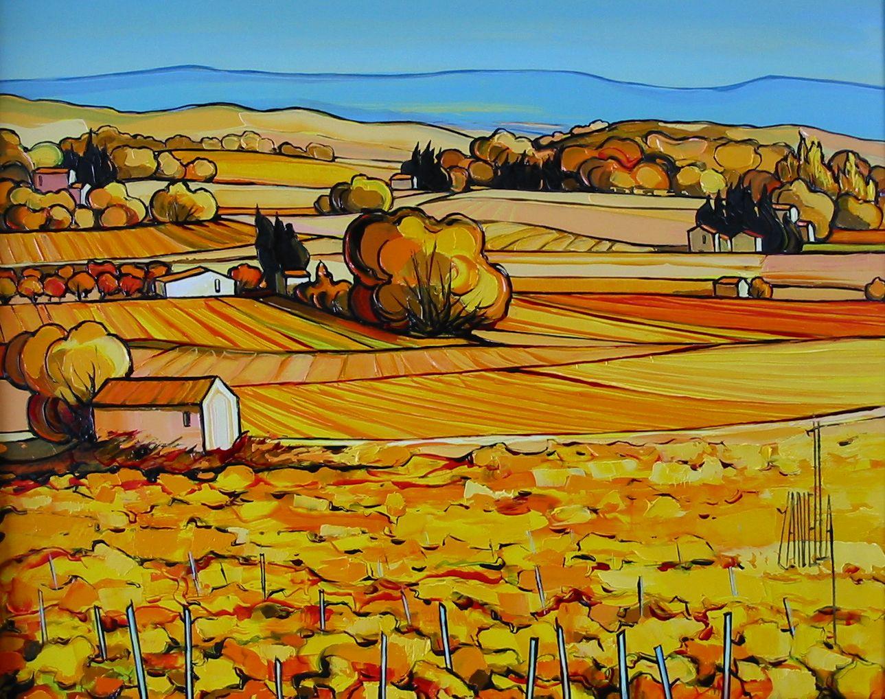 2008-La plaine au pied du Mont-Ventoux-6F2