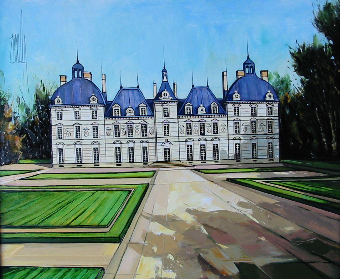 2008-Le château de Cheverny-10F