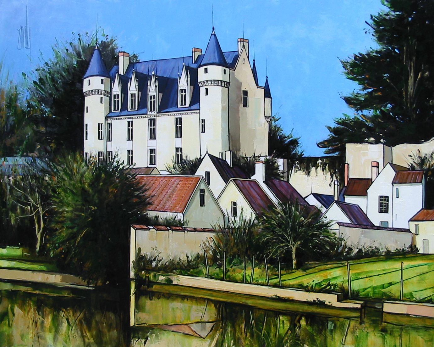 2008-Le château de Montrésor-25F