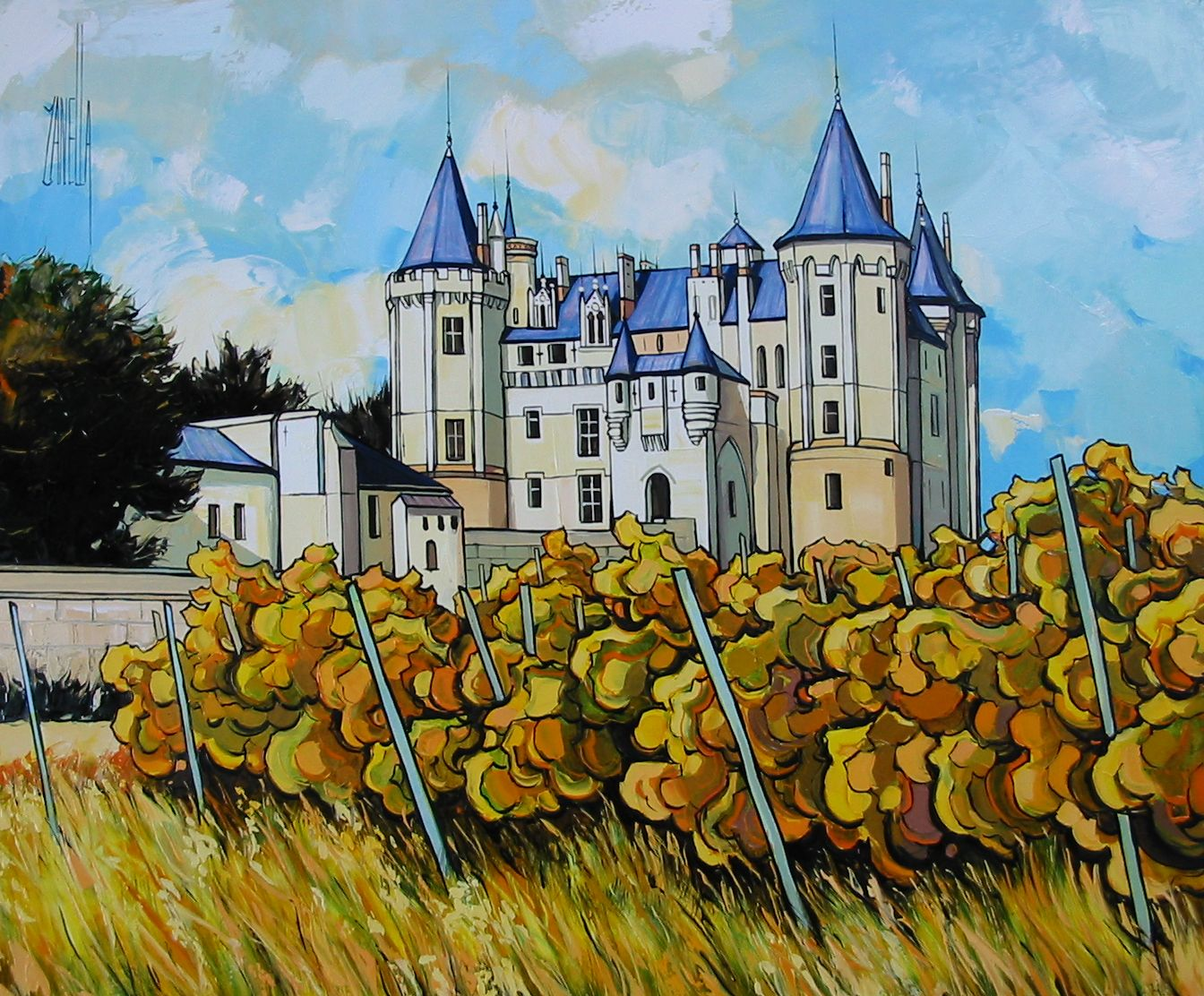 2008-Le château de Saumur-15F