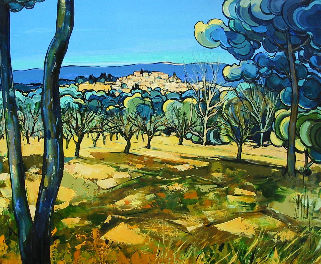 2008-Roussillon-les environs-8F