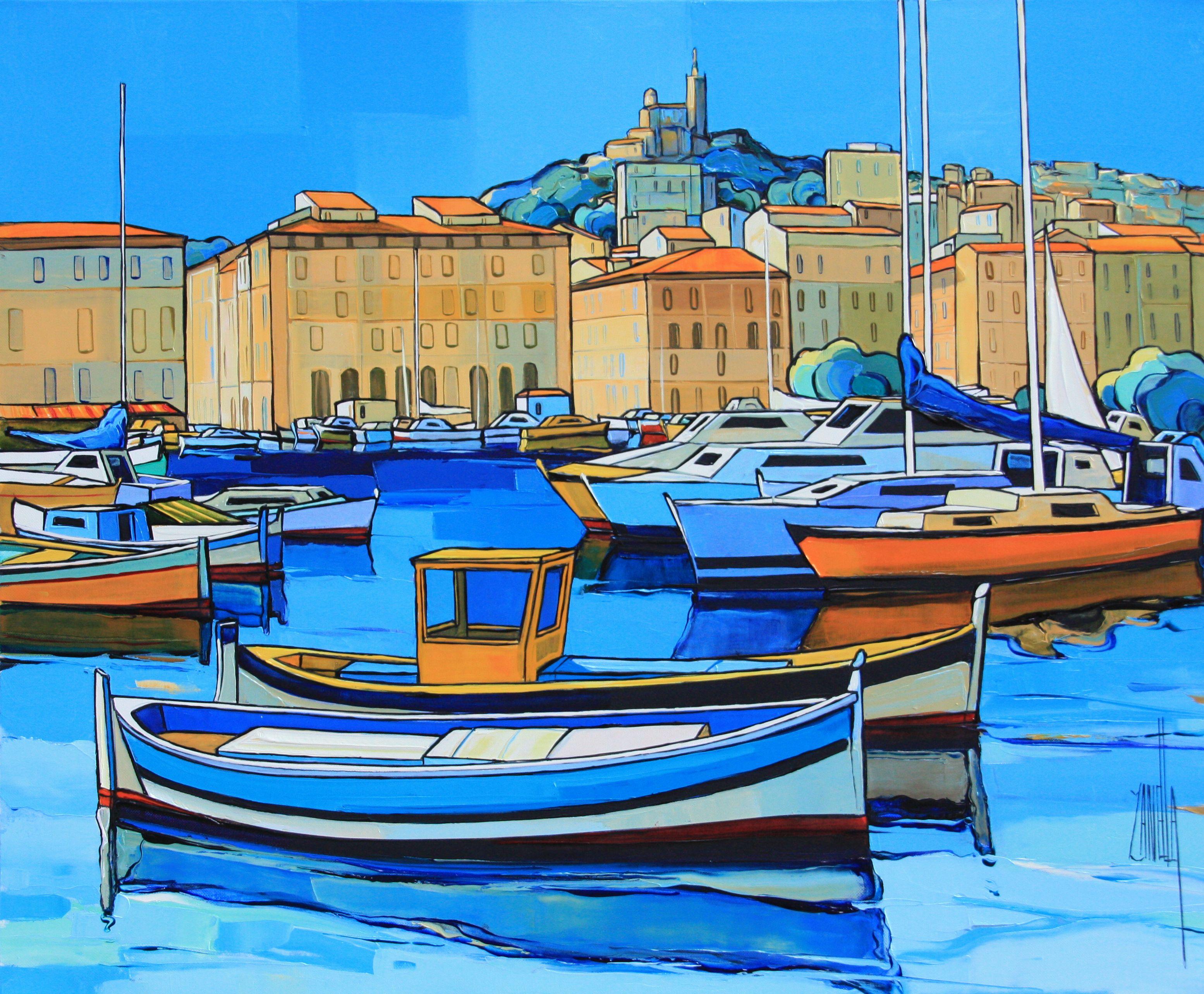 2012-Marseille le vieux port 8F3
