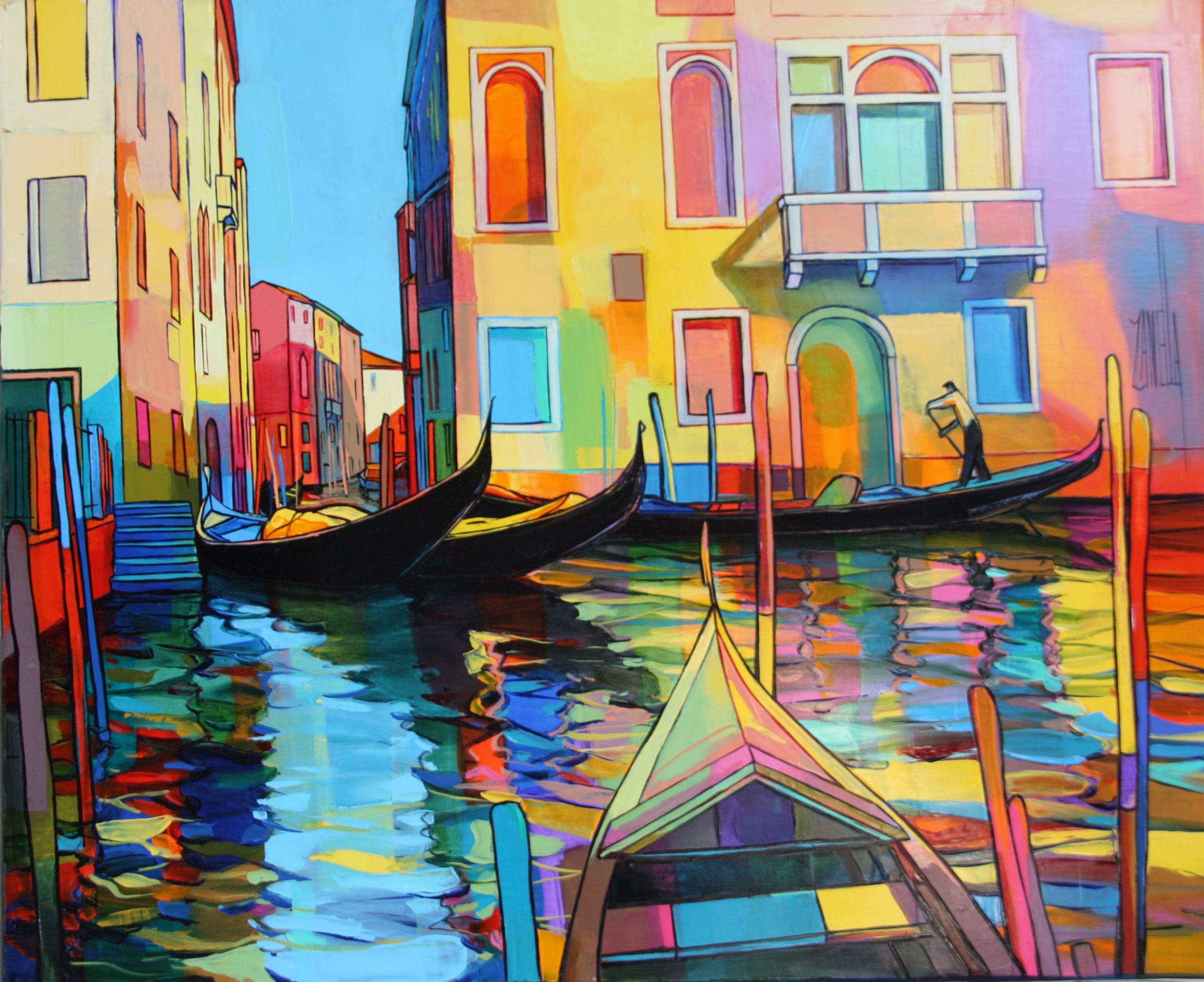 2012-Venise au détour d'un canal-8F