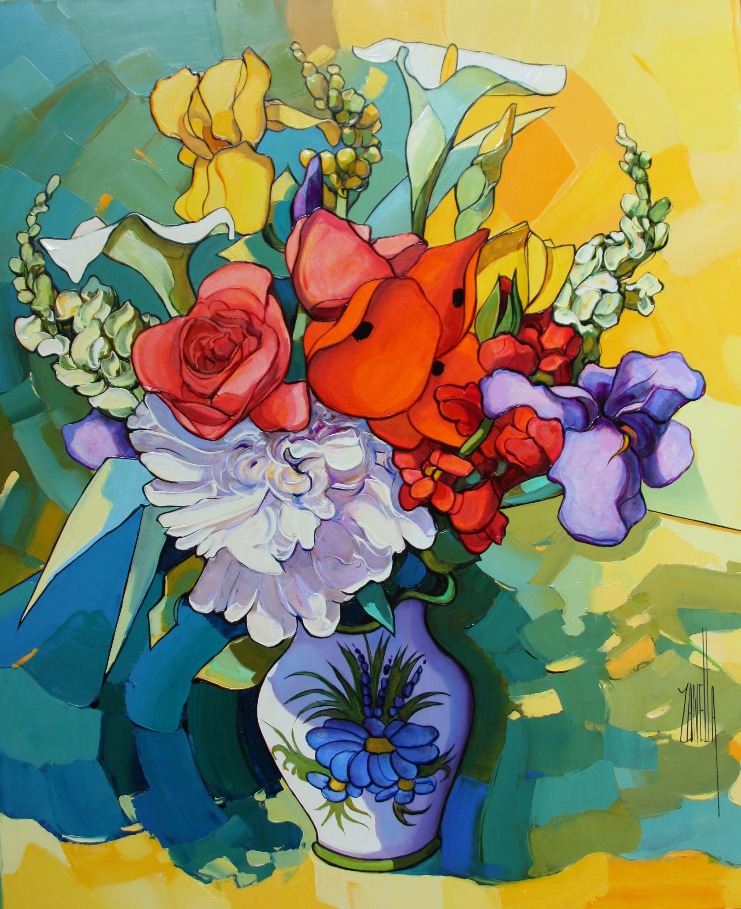 2013-Bouquet printanier-12F