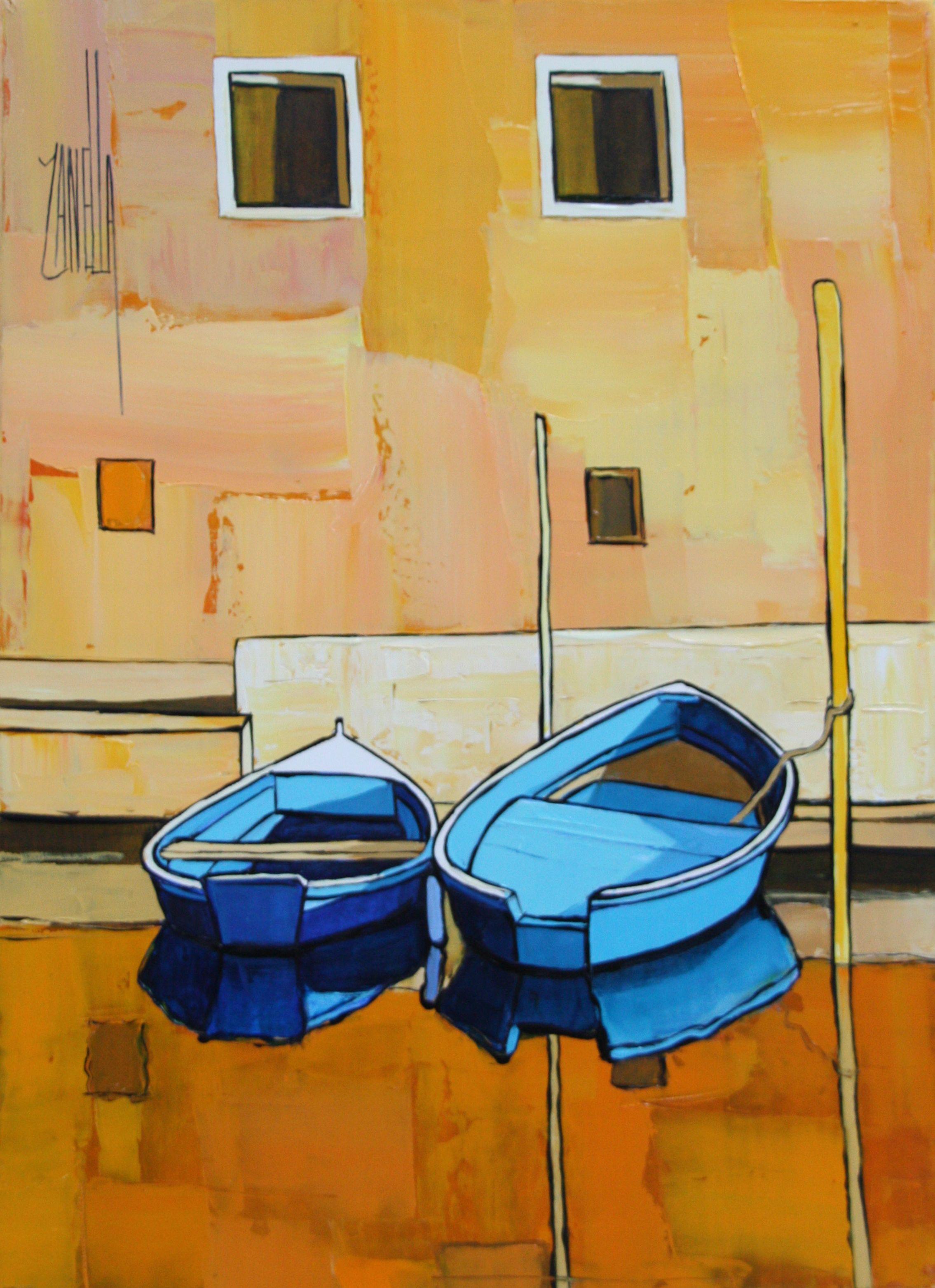 2013-Deux barques sur le canal-4F