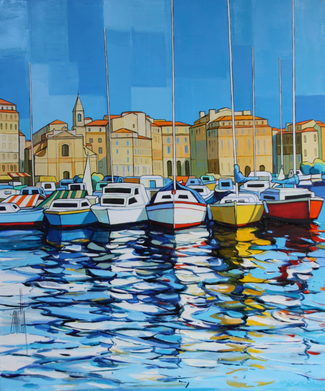 2013-Marseille le Vieux Port-10F