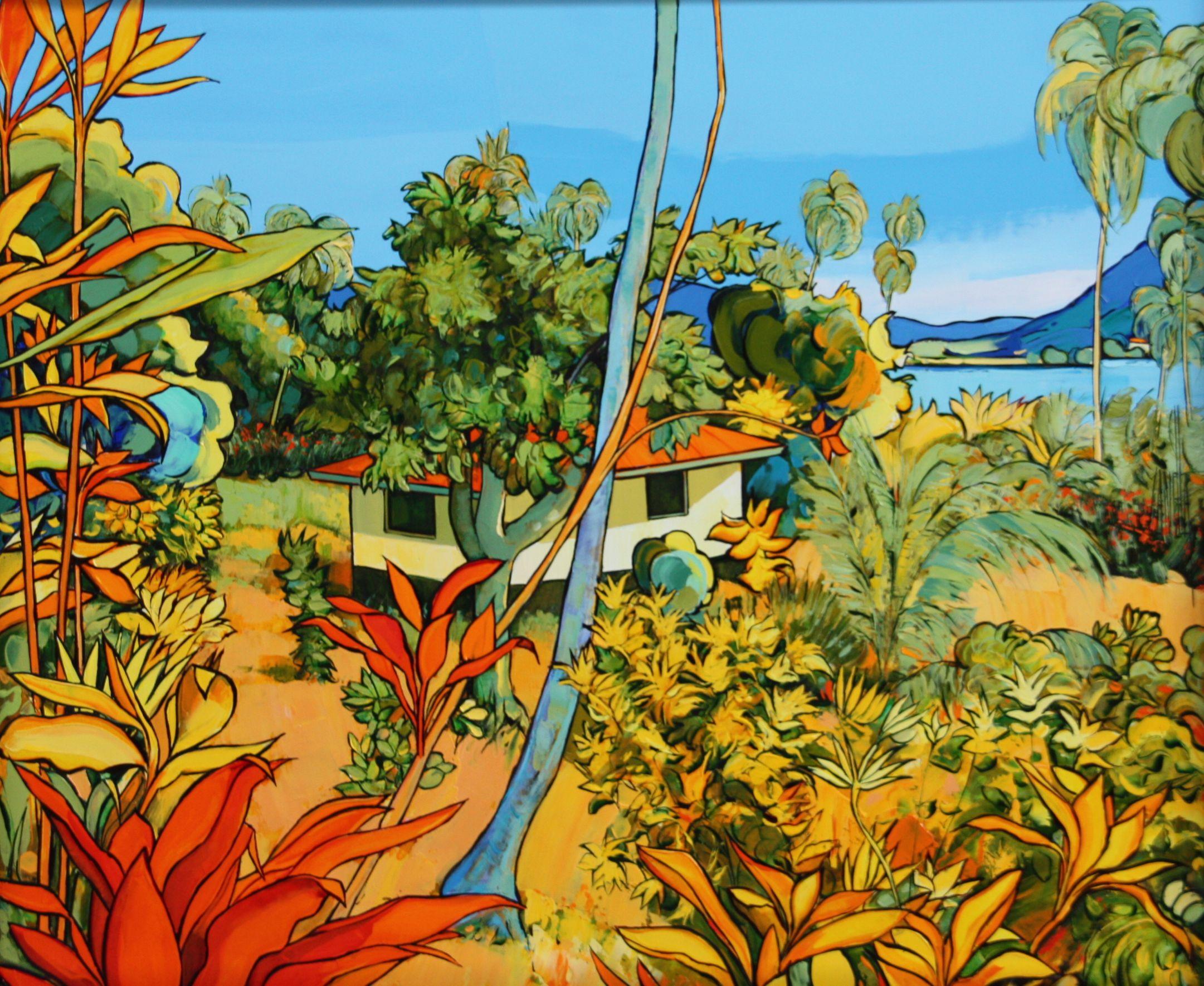 2014-Après-midi à HUHAHINE-Polynésie-8F