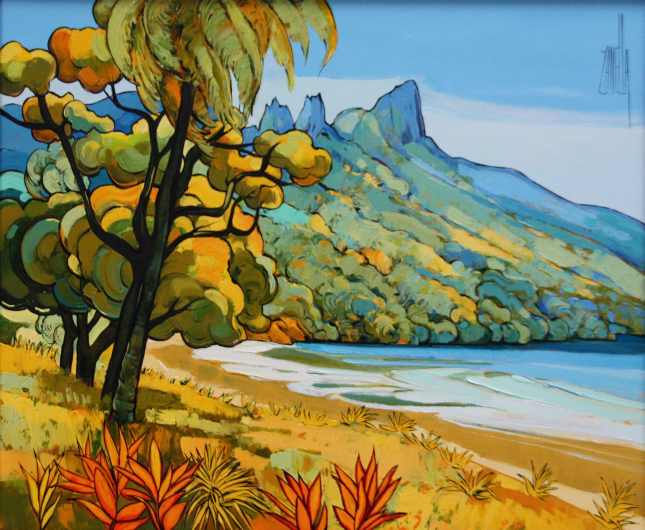 2014-La baie de Hatiheu-Nuku Hiva-Iles Marquises-8F