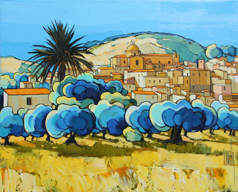 2014-Village aux environs de Taormina-6F