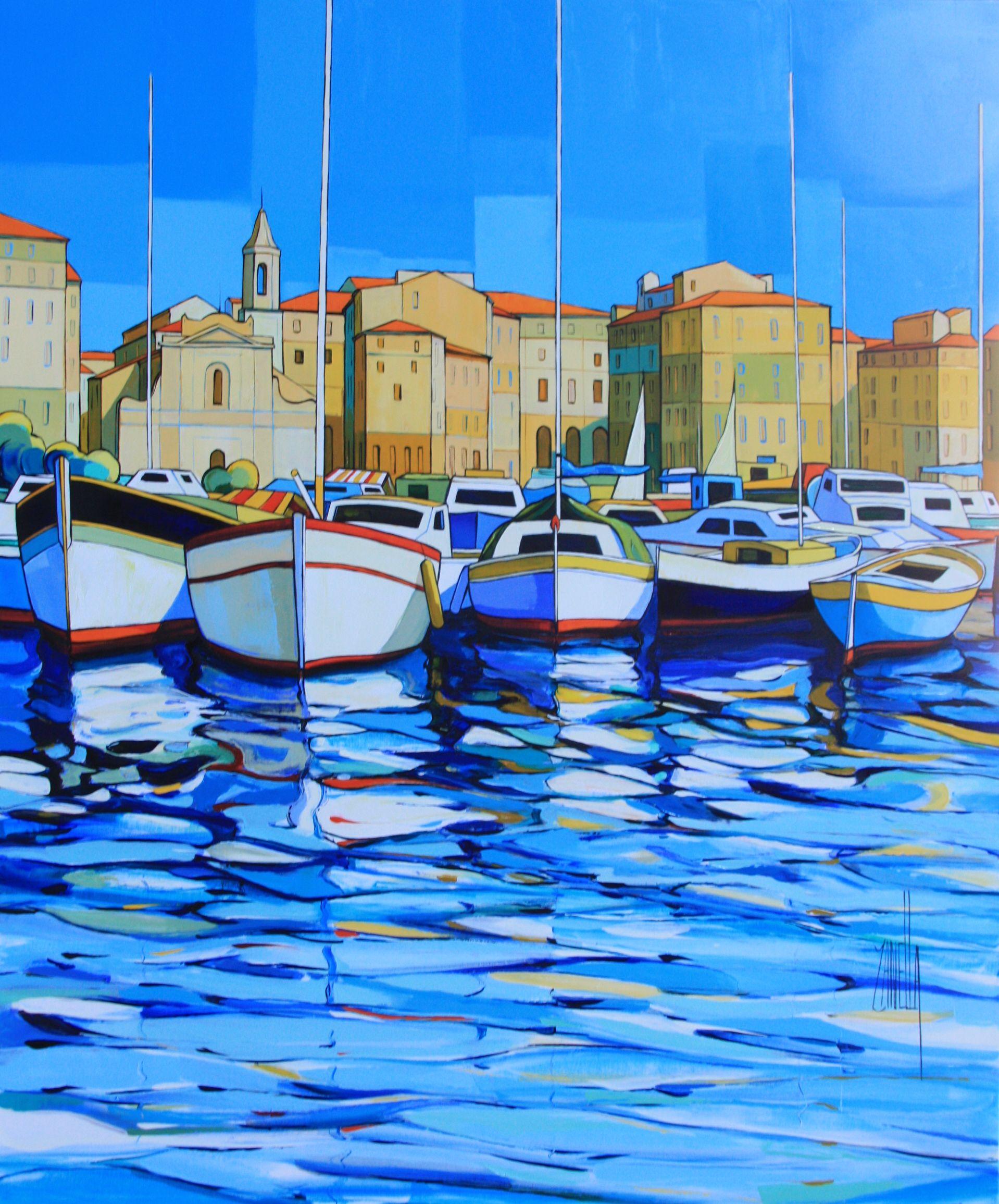 2015-Marseille le vieux Port-15F
